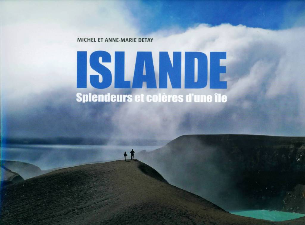 Couverture du livre sur l'Islande de Belin