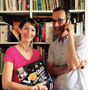 Eric et Myriam photo rectangulaire