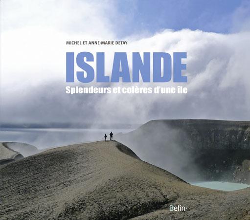 Couverture de l'ouvrage sur l'Islande de Belin