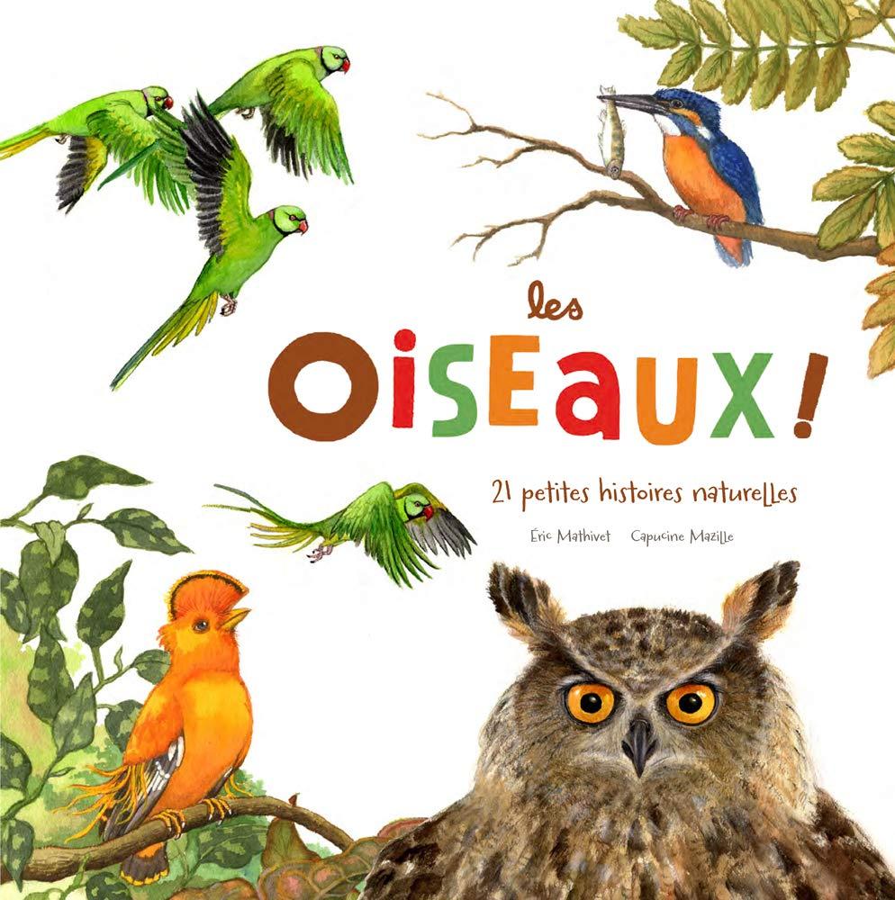 Couverture de l'album Les Oiseaux de Ricochet