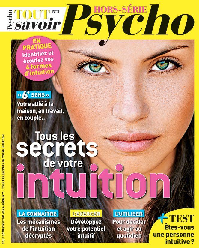Couverture du magazine Tout savoir Psycho