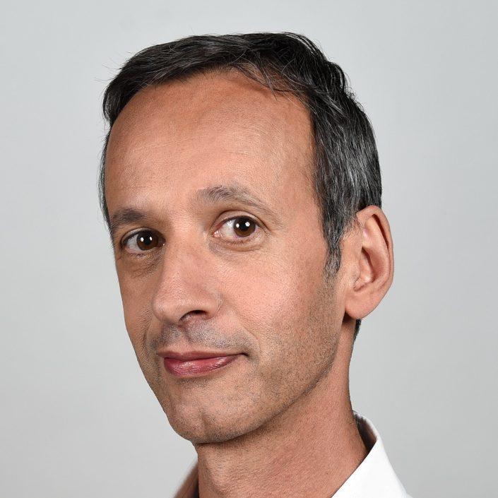 Photographie du gérant de Mativox, Eric Mathivet